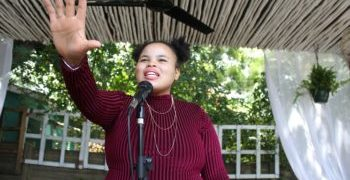 Words in my Mouth Poetry Slam